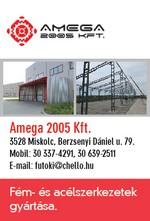 Amega 2005 Kft.
