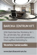 Barcika Centrum Kft.
