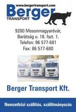 Berger Transport Kft.