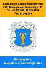Bodroghalom Község Önkormányzata