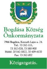 Bogdása Község Önkormányzata