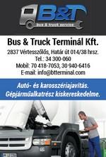 Bus & Truck Terminál Kft.