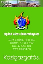 Cigánd Város Önkormányzata