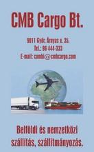CMB Cargo Bt.