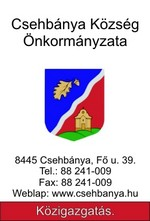 Csehbánya Község Önkormányzata