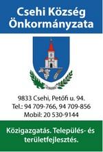 Csehi Község Önkormányzata