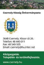 Csernely Község Önkormányzata