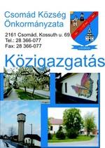Csomád Község Önkormányzata