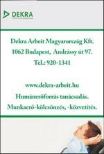 Dekra Arbeit Magyarország Kft.