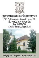 Egyházashollós Község Önkormányzata