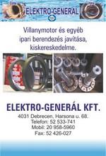 Elektro-Generál Kft.