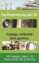 Fag Magyarország Ipari Kft.