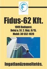 Fidus-62 Kft.