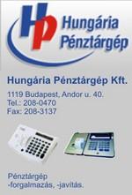 Hungária Pénztárgép Kft.