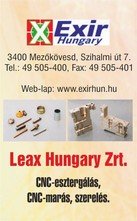 Leax Hungary Zrt.