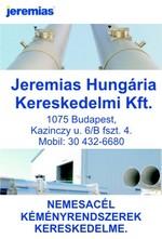 Jeremias Hungária Kereskedelmi Kft.
