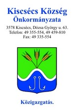 Kiscsécs Község Önkormányzata