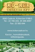 Kő-Ker Csákvár Kft.