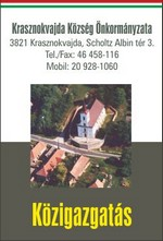 Krasznokvajda Község Önkormányzata