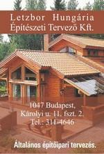 Letzbor Hungária Építészeti Tervező Kft.