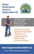 Magyar Munkaruházat Gyártó és Munkavédelmi Kft.