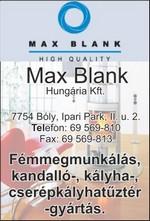 Max Blank Hungária Kft.