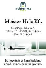 Meister-Holz Kft.