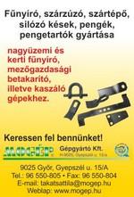 MOGÉP Gépgyártó Kft.