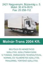 Molnár-Trans 2004 Kft.