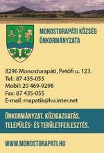 Monostorapáti Község Önkormányzata