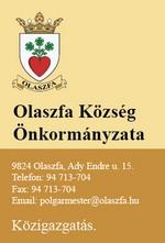 Olaszfa Község Önkormányzata