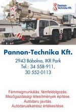 Pannon-Technika Kft.
