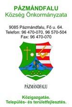 Pázmándfalu Község Önkormányzata