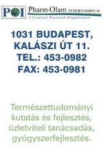 Pharm-Olam (Hungary) Gyógyszerkutató Kft.