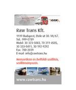 Raw Trans Kft.