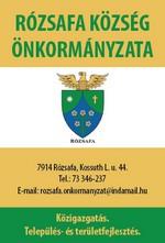 Rózsafa Község Önkormányzata