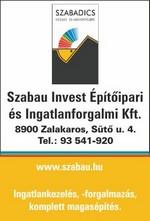 Szabau Invest Építőipari és Ingatlanforgalmi Kft.
