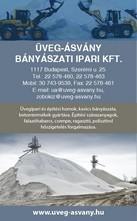 Üveg-Ásvány Bányászati Ipari Kft.